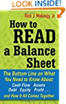 How to Read a Balance Sheet: The Bott...