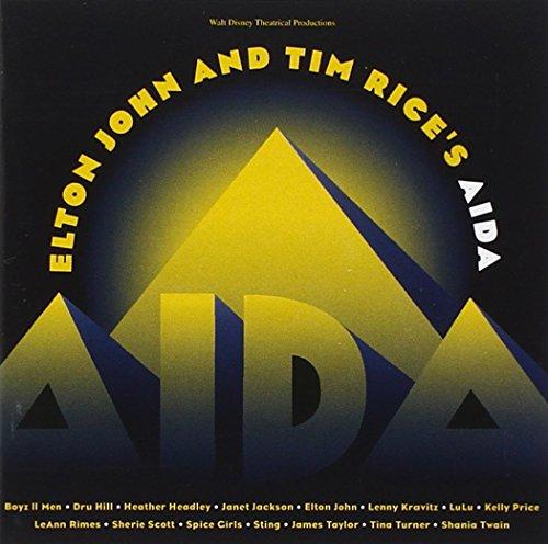 Elton John - Aida-1999 - Zortam Music