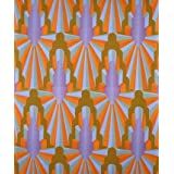 Furnishing fabric, designed by Eddie Squires (Print On Demand)