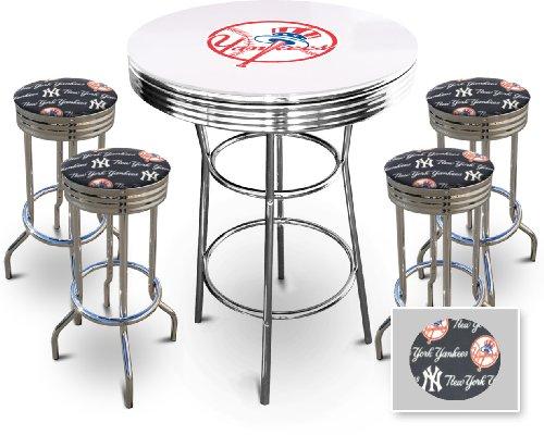 Yankees Pub Tables New York Yankees Pub Table Yankees