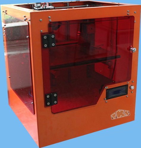 TKS 3D Printer Build Volume 26*20*20cm High-precision Low Printing Cost