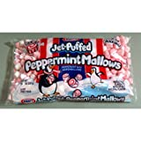 Kraft, Jet-Puffed, Peppermint Mini Marshmallows, 10oz Bag (Pack of 3)