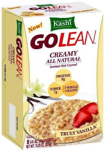 Kashi vanilla oatmeal