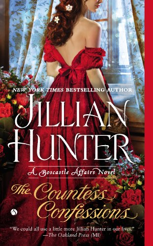 Image of The Countess Confessions: A Boscastle Affairs Novel