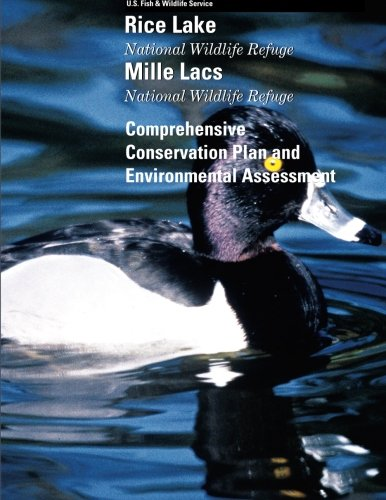 Rice Lake and Mille Lacs: National Wildlife Refuges
