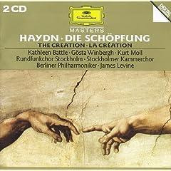 Haydn: Die Sch�pfung Hob. XXI:2 / Dritter Teil - 30. Duett mit Chor: Von deiner G�t', o Herr und Gott - Der Sterne hellster, o wie sch�n