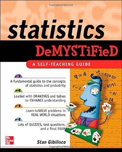 Statistics Demystified, Stan Gibilisco