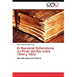 El Nacional Reformismo en Pinar del Río entre 1944 y 1952: Apuntes para una historia