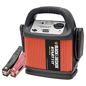 Black & Decker VEC010BD Start It 300 Amp Jump Starter