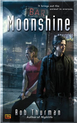 Moonshine (Cal Leandros Book 2)