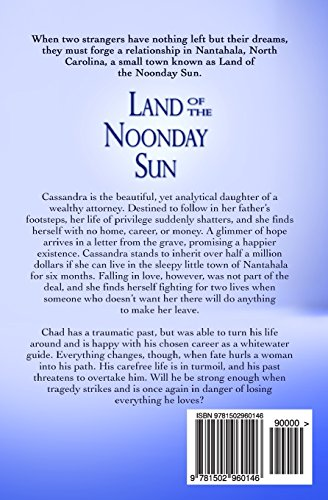 Land of the Noonday Sun: A Southern Romantic-Suspense Novel - Nantahala - Book One: 1