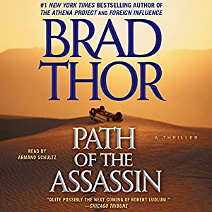 Path of the Assassin Audiobook