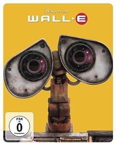Wall-E - Steelbook [Blu-ray] [Limited Edition]