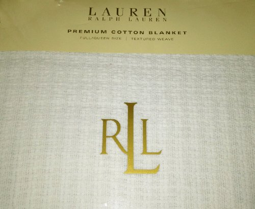 Ralph Lauren Cotton Blanket