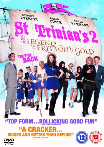 St Trinians 2: The Legend of Fritton's Gold [DVD]