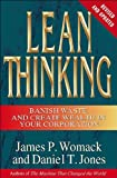 img - for Lean Thinking (text only) 2nd(Second) edition by J. P. Womack book / textbook / text book