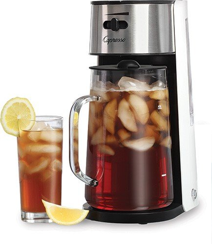 Buy Cheap Capresso Stainless Steel Iced Tea Maker
