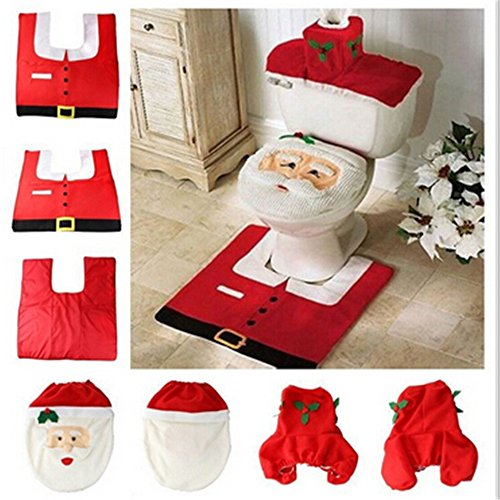 finehome-christmas-santa-toilet-seat-tank-cover-and-rug-set-for-bathroom-decorations-supplies