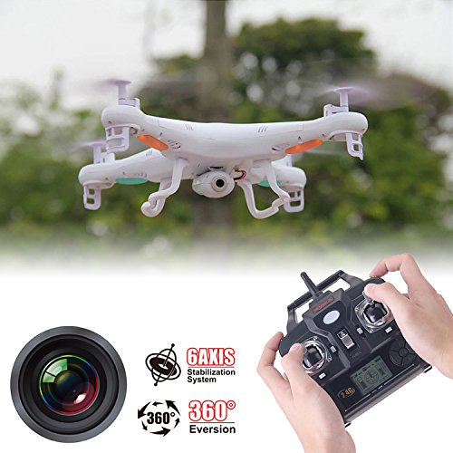 Syma X5c-1 2.4ghz 6-axis Gyro Quadcopter Rc Drone UAV UFO RTF with 2mp Hd Camera