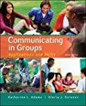 Communicating in Groups: Applications...