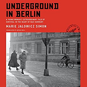 Underground in Berlin Audiobook