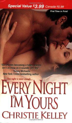 Image of Every Night I'm Yours (Zebra Historical Romance)