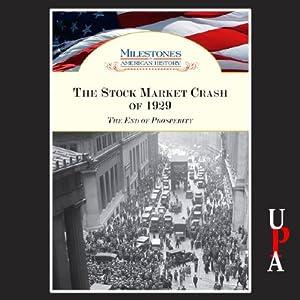 The Stock Market Crash of 1929 Audiobook