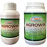 Agrowin Rubber Tree Fertilizers Combo Pack (1 Pack Of 1 Kg+1 Pack Of 250 Grams )