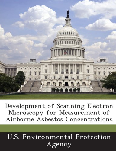 Development Of Scanning Electron Microscopy For Measurement Of Airborne Asbestos Concentrations