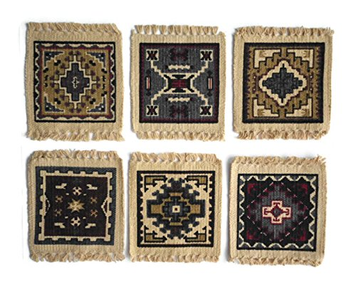 Mexican Cotton Blanket front-1081095
