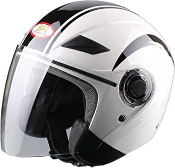 BHR 49878 Casque Demi Jet, Racing, S/ 55-56 cm