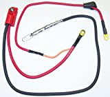 ACDelco 4SD41XT Professional Positive Side Terminal Battery Cable with Multiple Auxiliary Leads