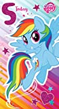 """Acquista My Little Pony MP012 """"Happy 5th Birthday. Hope Your Day Is Full Of Sparkles!"""" Biglietto d"""