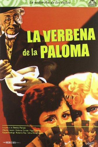 La Verbena De La Paloma - Breton - DVD-Libro