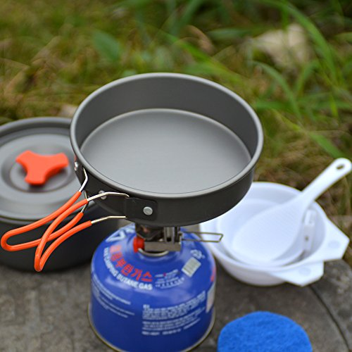 Camping-Cookware-Kit-Outdoor-Backpacking-Gear-Hiking-Cooking-Equipment-8pcs-Pot-Pan-Kit-Perfect-for-1-2-Person