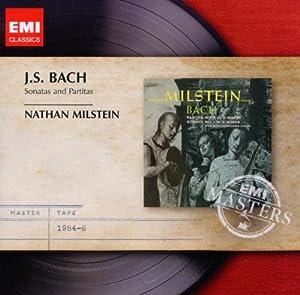 J.-S. Bach : Sonates et Partitas pour violon