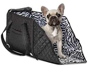Sherpa Park Tote Pet Carrier