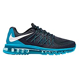 Nike Air Max 2015 Sz 11.5 Mens Running Shoes Blue New In Box