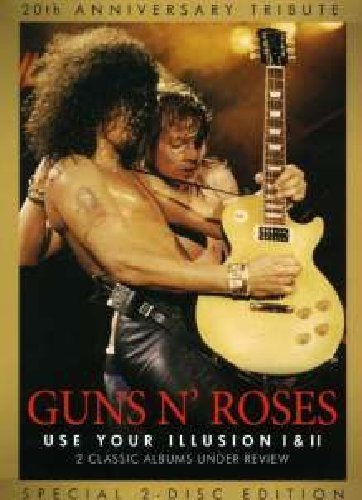 Guns N' Roses - Use Your Illusion 1 & 2 (2 Dvd)