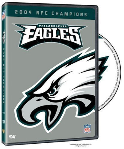 2004 NFC Champions - Philadelphia Eagles by NFL (Nfc Champions Dvd compare prices)