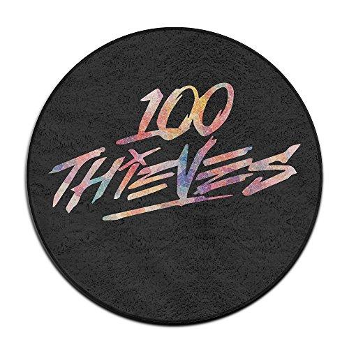 100-thieves-circular-outdoor-doormat