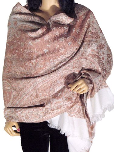 Womens Kani Cashmere Latest Fashion Dress Scarf Wrap