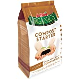 Jobes 09926 Organic Compost Starter 4-Pound Bag