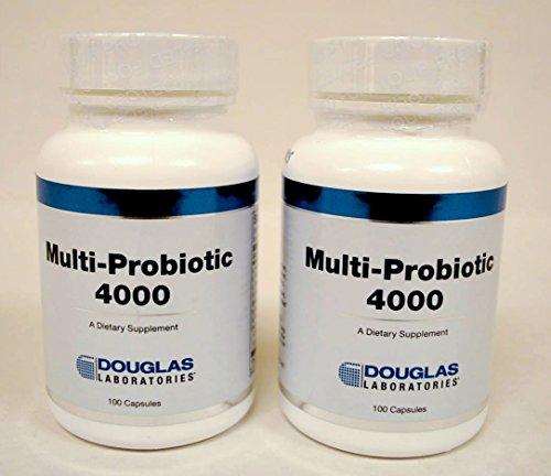 Douglas Labs - Multi Probiotic 4000 100 (2 Pack)
