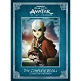 Avatar The Last Airbender: The Complete Book 1 (Collector's Edition) ~ Zach Tyler