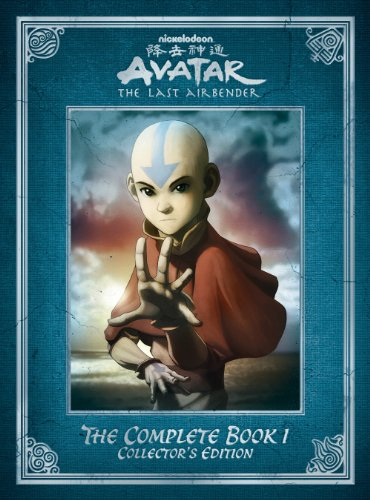 Avatar: the Last Airbender Book 1 Collector's Edition DVD Review