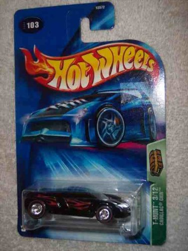 2004 Treasure Hunt #3 Cadillac Cien #2004-103 Collectible Collector Car Mattel Hot Wheels - 1