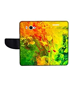KolorEdge Printed Flip Cover For Redmi Xiaomi MI 2S Multicolor - (45KeMlogo10379XiaomiMi2S)