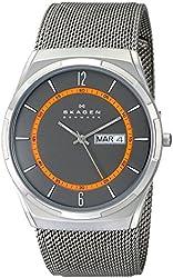 Skagen Men's SKW6007 Melbye Titanium Watch with Mesh Band