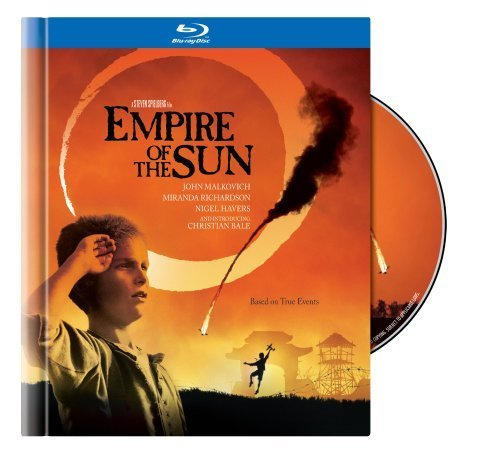 Empire of the Sun (BD Book) [Blu-ray] by Warner Home Video